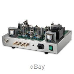 Vintage Tube Vide Récepteur Radio Fm Stéréo Sans Fil Amplificateur Audio Haut-parleur