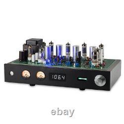 Vintage Vacuum Tube Fm Radio Stereo Preamp Audio Récepteur Pour Amplificateur De Puissance