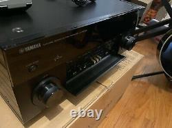 Yamaha Aventage Cx-a5000 11.2 Channel Home Theater Pré-amplificateur