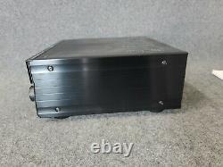 Yamaha Cx-a5000 11.2 Le Pré-amplificateur De Canal Surround Sound Receiver Fonctionne Bien